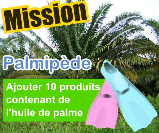 Palmipède