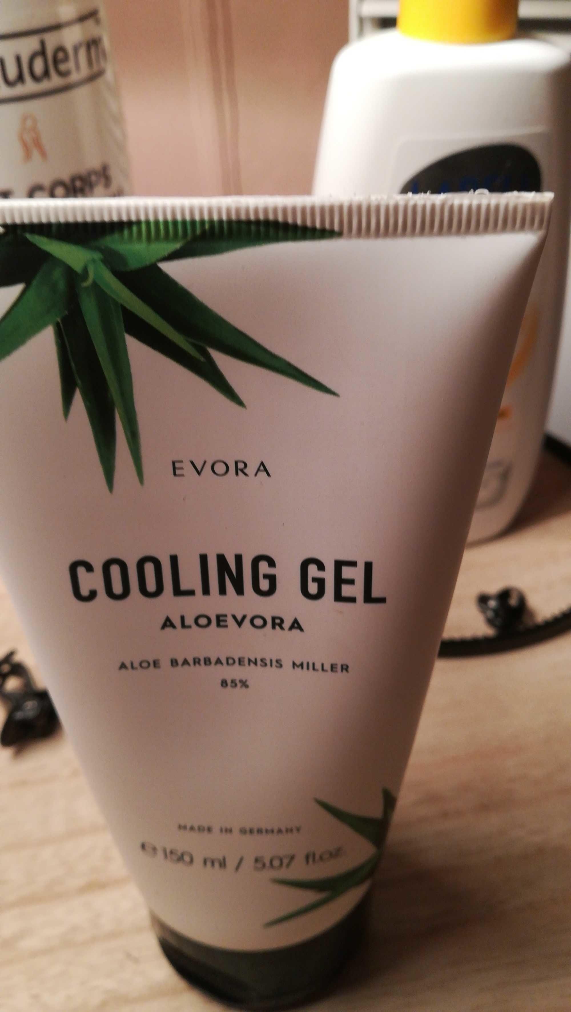 Cooling gel - Product - fr