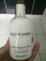 Rejuvenating Arctic shajio body moisturiser - Product