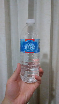 Natural Mountain Spring Water - Product - en