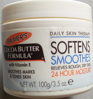 cocoa butter formula with vitamin E - Product - en