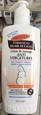 Lotion de massage Anti Vergertures - Product