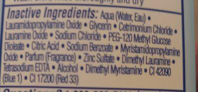 dial blue - Ingredients - en