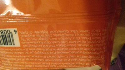 galet pour le bain bulle d'harmonie - Ingredients