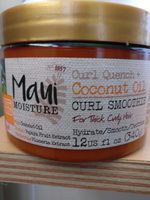 Curl Quench + Coconut Oil Curl Smoothie - Product - fr