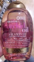 Orchid oil shampoo - Product