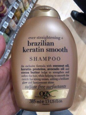 Brezilian keratin smooth shampoo - 1