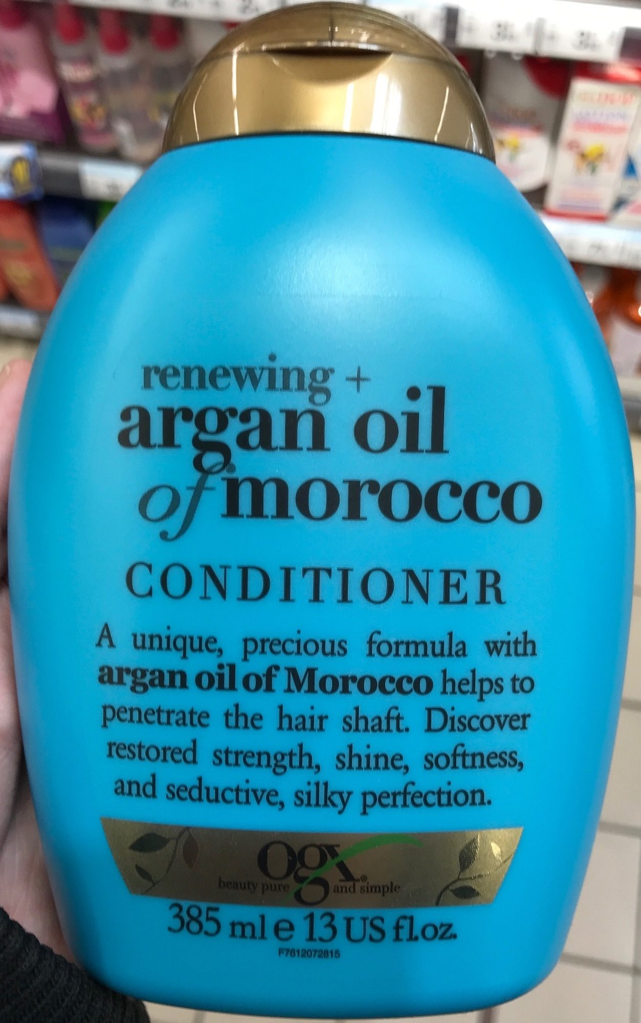 Après-shampooing Renewing + Argan Oil of Morocco - Product