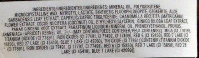 SERENDIPITY 4EVER+EVER Intense Lip Paint - Ingredients - en