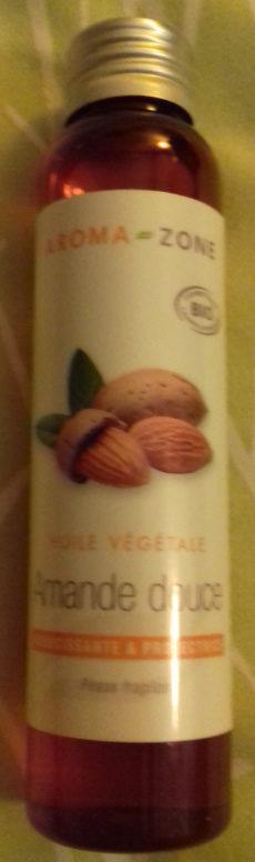 Huile végétale Amande douce - Product - fr