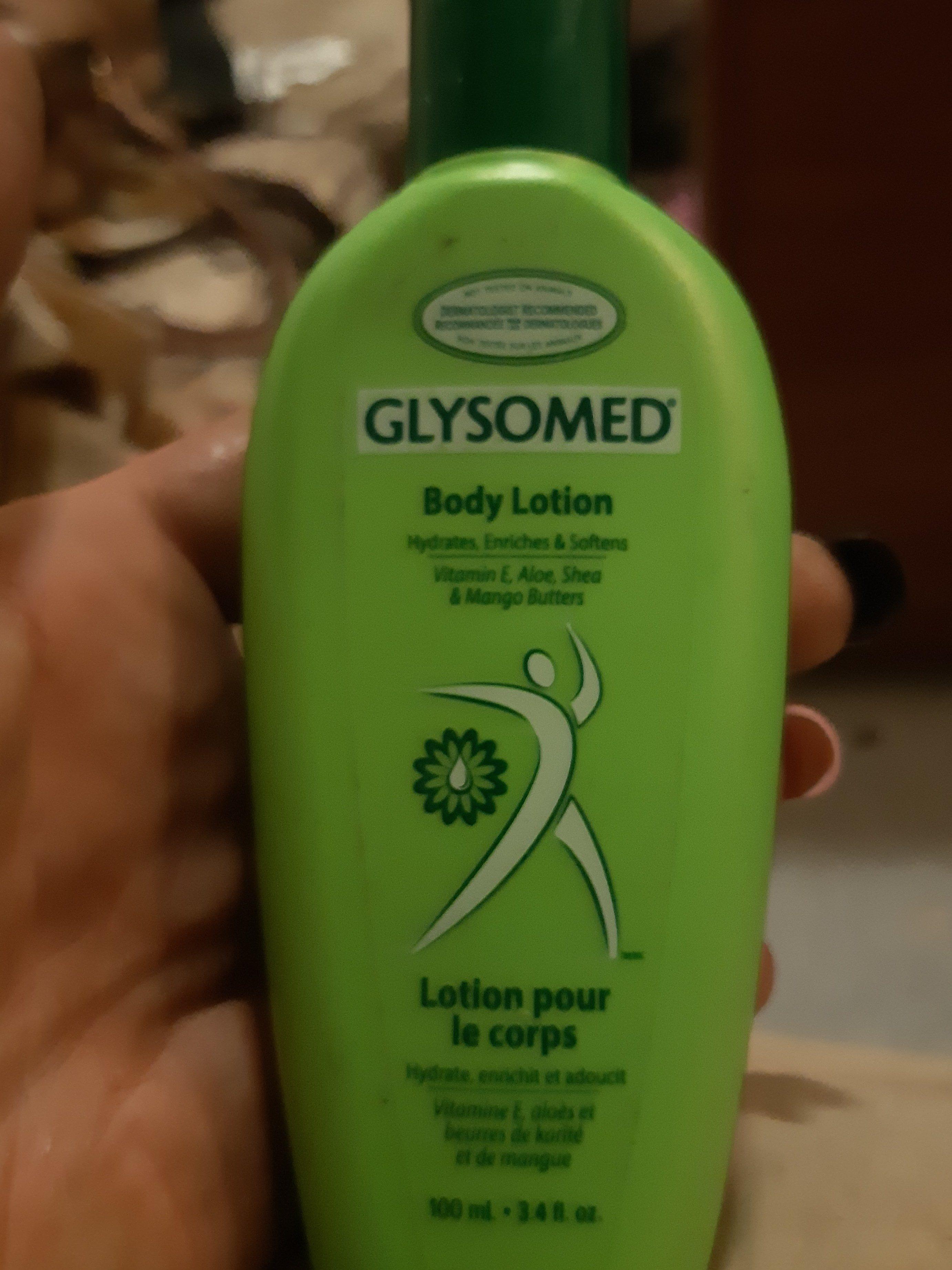 body lotion - Product - en