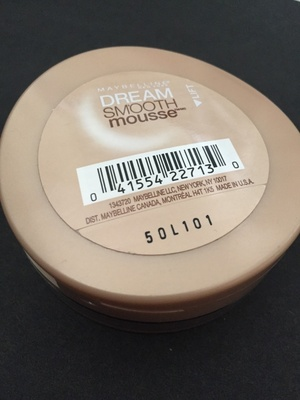 MAYBELLINE Dream Smooth Mousse - Product - en