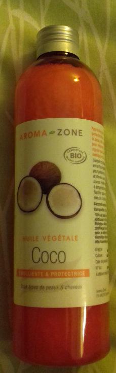 Huile végétale coco - Product - fr