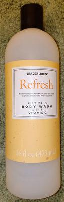 citrus body wash - Product - en