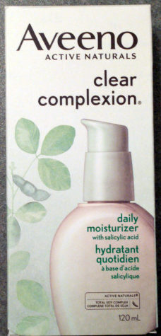 daily moisturizer with salicylic acid - Product - en