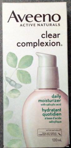 daily moisturizer with salicylic acid - Produit - en