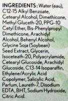 daily moisturizer with salicylic acid - Ingrédients - en