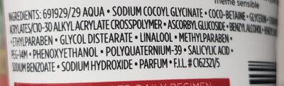 Revitalift - Ingredients - en