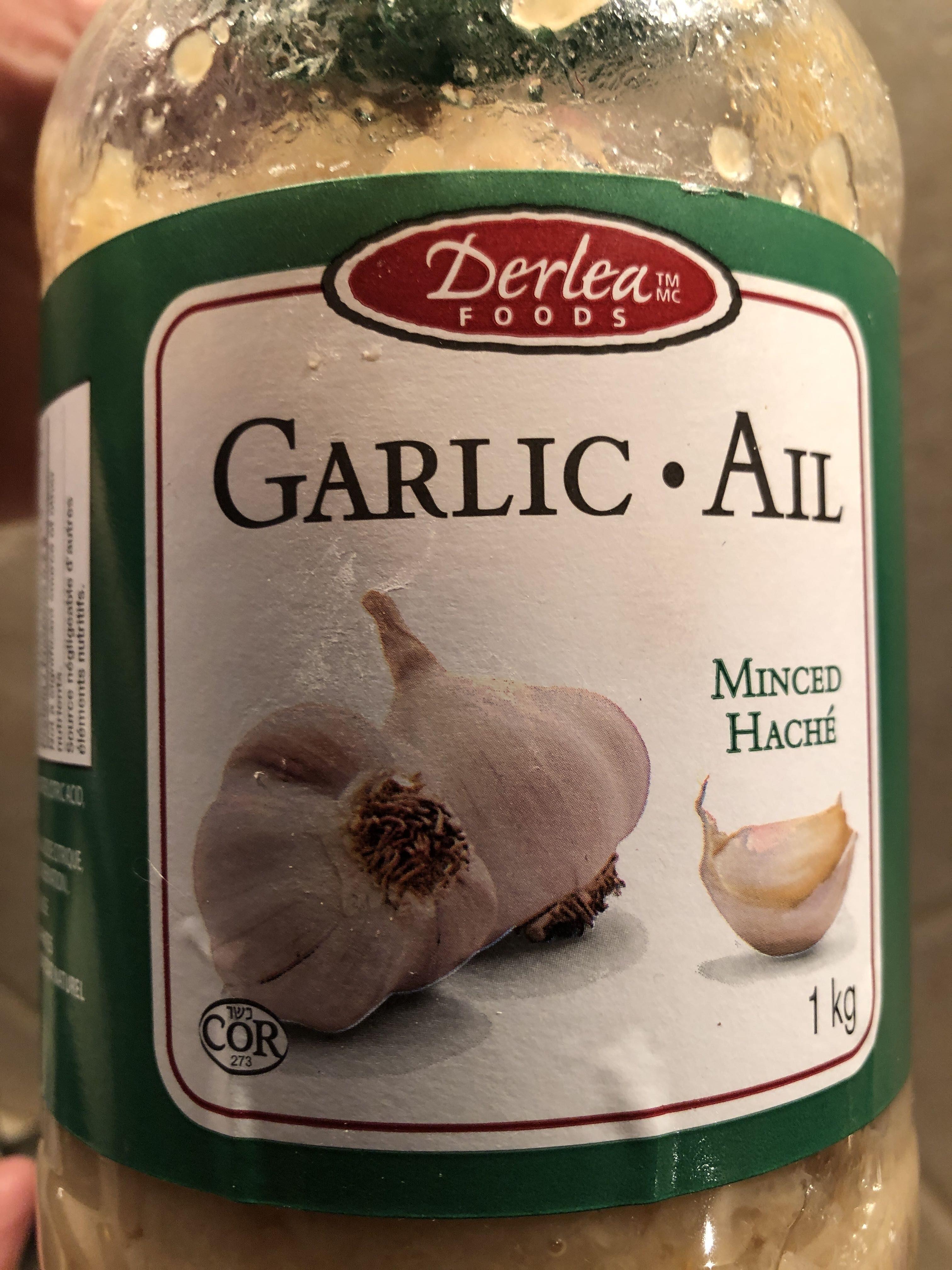 Garlic Ail - Product - fr