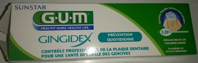 Gum gingidex - Produit