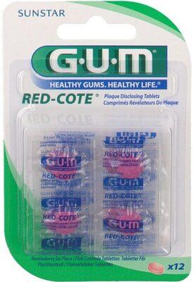 Red Cote (révélateur plaque dentaire - Product - fr