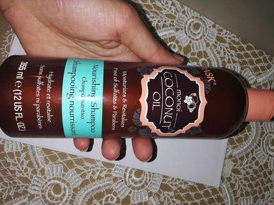 Monoi Coconut oil - Product - fr