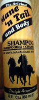 Mand 'n tail and body - Product - en