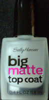 Big Matte Top Coat - Product