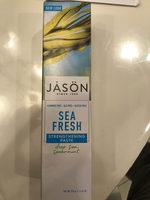 Jason sea Fresh tooth paste - Product - en