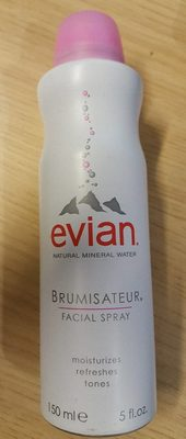 Brumisateur Mineral Water Spray - 150ml / 5oz - Product - fr