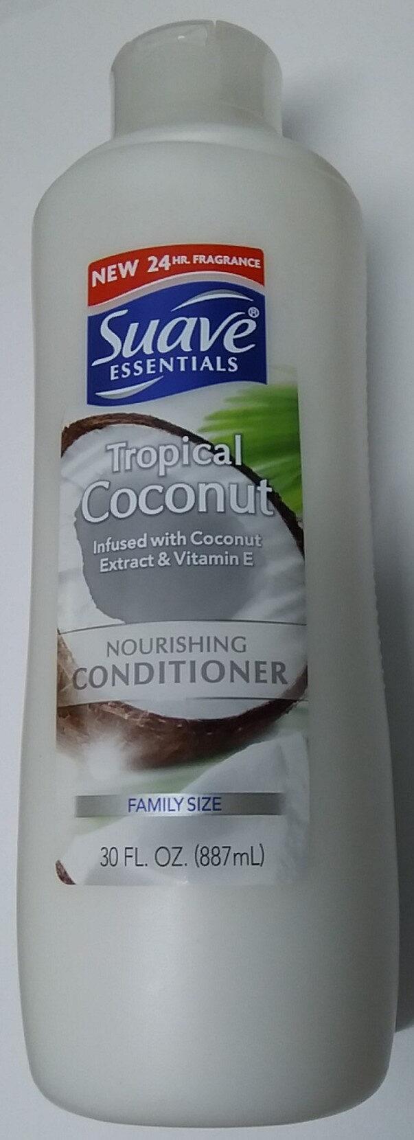 Suave Essentials Tropical Coconut Nourishing Conditioner - Product