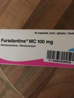 Furadantine MC 100 mg - Product - fr