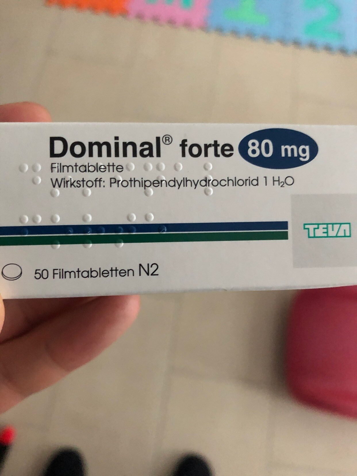 Dominal forte 80mg - Product - de