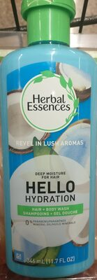 herbal essences hello hydration - Product - en