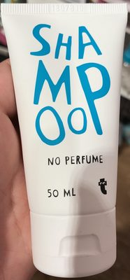 Shampoo No Perfume - Product