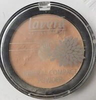 Mineral Compact Powder - Ivory 01 - Product