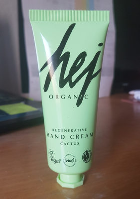 regenerative hand cream cactus - Product