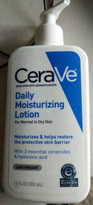 CeraVe Daily Moisturizing Lotion - Product - en