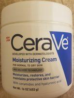 CeraVe Moisturizing Cream - Product