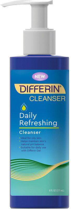 Daily Refreshing Cleanser - Product - en