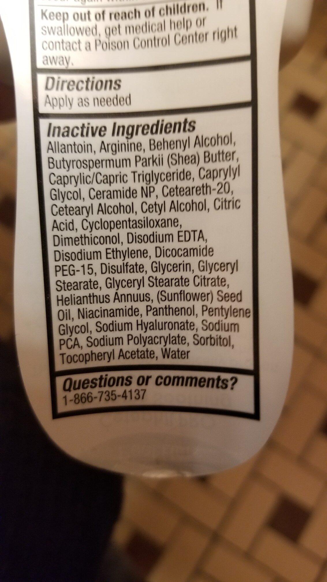 Cetaphil Pro Dry Skin - Ingredients - en