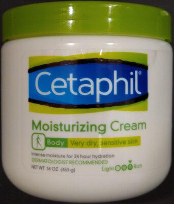Cetaphil Moisturizing Cream - Product - en