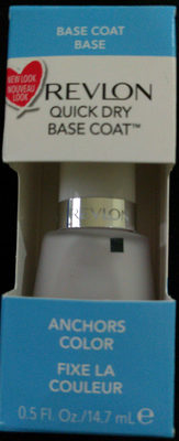 Quick Dry Base Coat - Product
