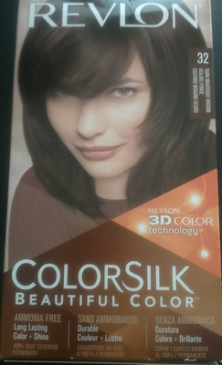 Colorsilk Beautiful Color - 32 Acajou foncé - Product - fr