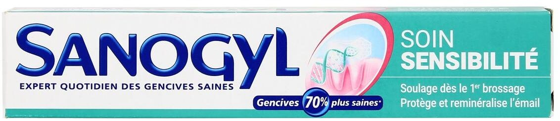 Sanogyl Soin Sensibilités - Product - fr