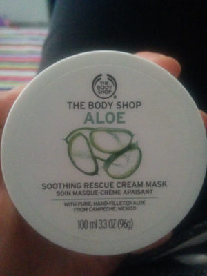 Soothing rescue cream mask - Product