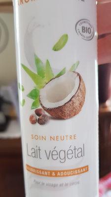 Soin neutre Lait végétal - Product - fr