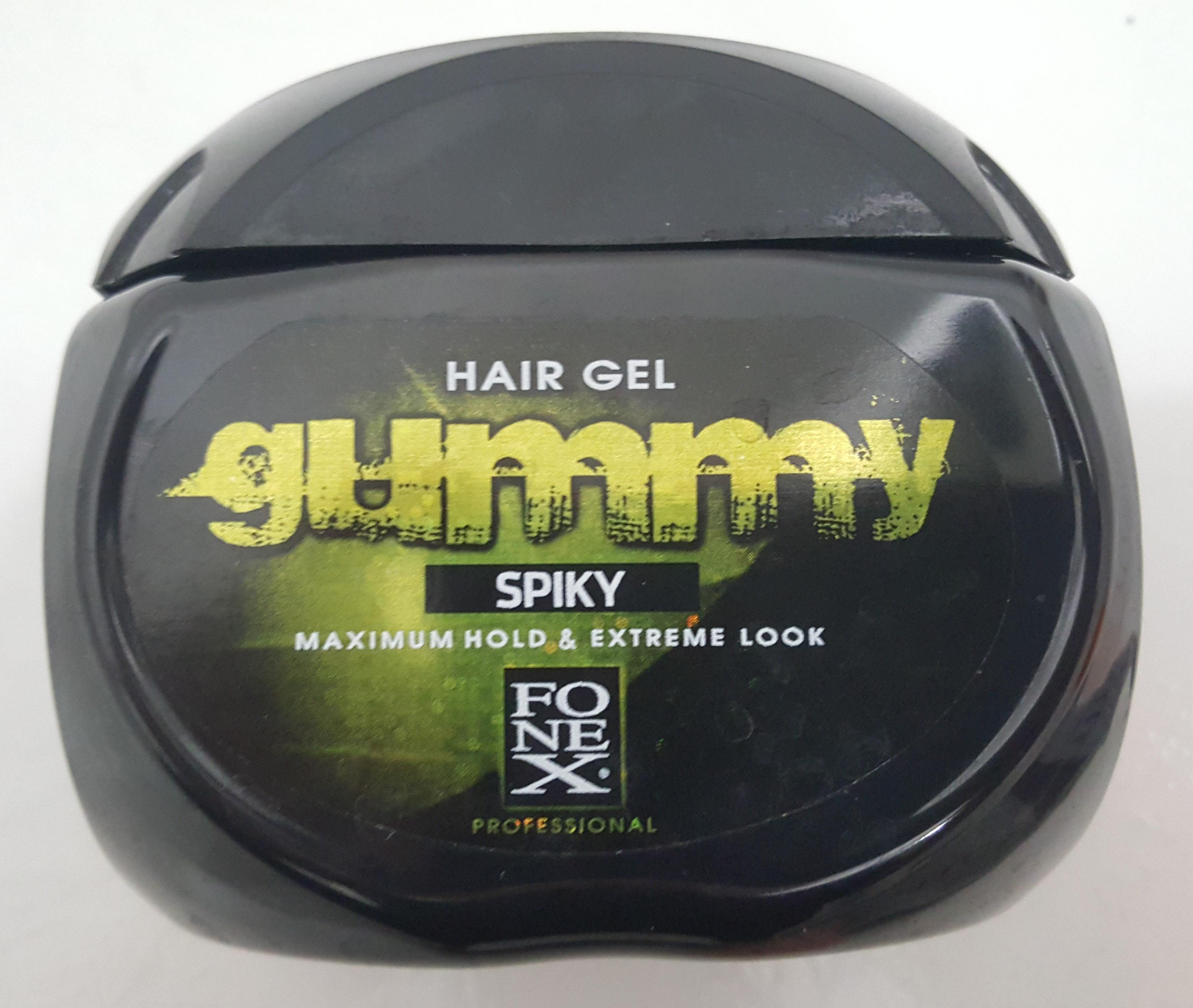 Hair gel GUMMY Spiky - Produit - en