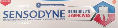 Sensodyne Sensibilité & Gencives - Produit - fr