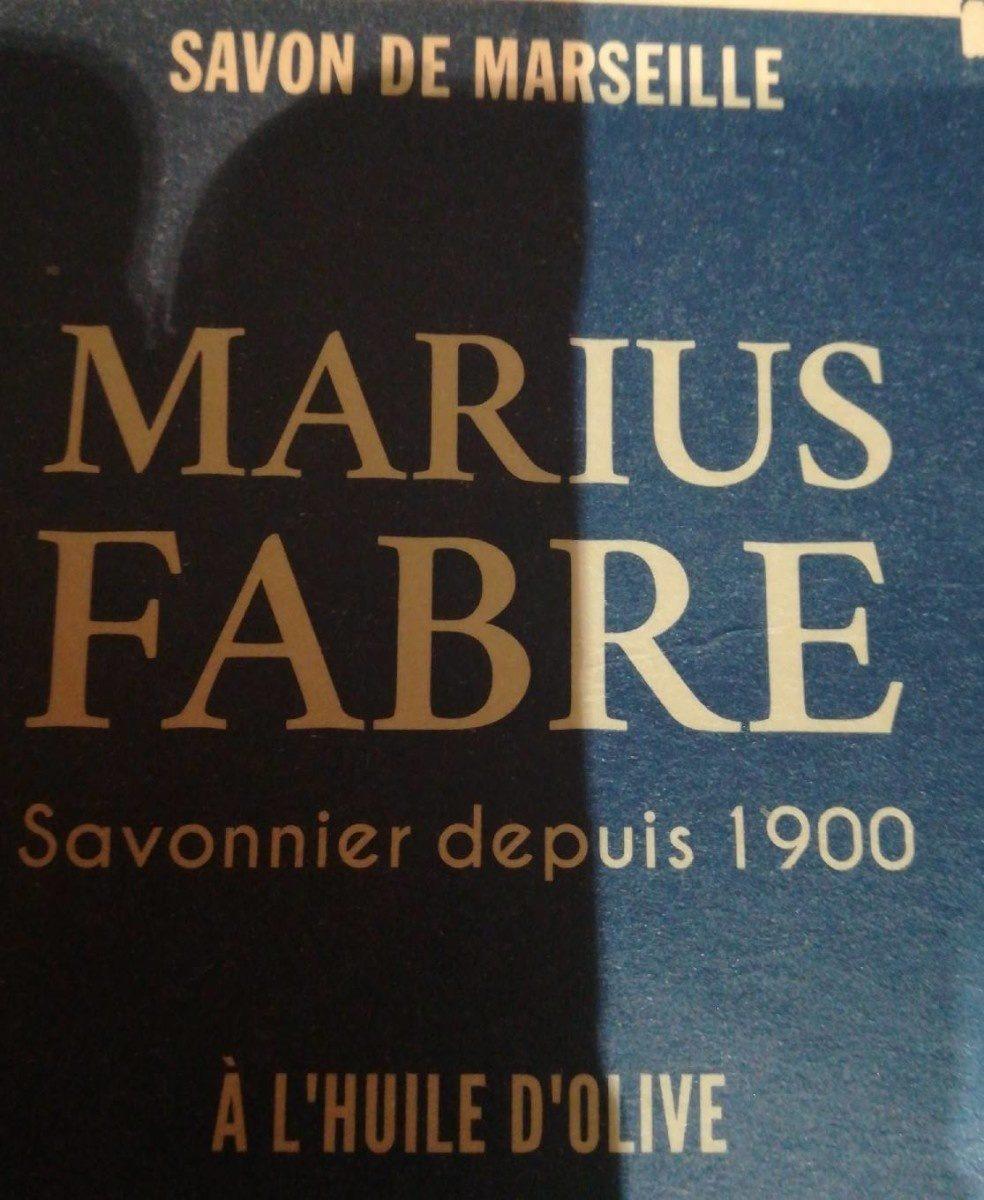 Savon de Marseille - Produit - fr